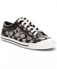 COACH FRANCESCA SNEAKER - Coach Shoes - Handbags & Accessories - Macy's