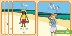 This resource covers the main vocabulary for Sun Safety, with a different keyword or phrase on each poster and one of our own hand drawn images to illustrate it. Great for display, as discussion prompts and reference. Vocabulary, Seaside, How To Draw Hands, Comics, Cover, Summer, Summer Time, Beach, Hand Reference
