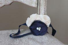 Baby Headband Infant Headband Girl Headband Fabric by BitsyBlossom, $10.00