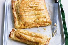 We always keep pre-packaged puff pastry in the freezer. Here are a few delightful dishes you can make with this staple at a moment's notice.