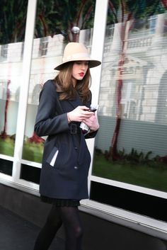 They Are Wearing: London Fashion Week Feb 2013 - Slideshow - WWD.com