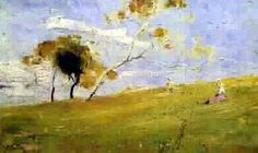 Paintings - Arthur Ernest Streeton - Page 2 - Australian Art Auction Records Australian Painting, Australian Artists, Art Auction, Art Market, View Image, Beautiful Landscapes, Impressionism, Art History, Paintings