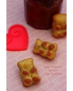 Vous devez sans doute connaitre Lulu l'ourson? Les petits gâteaux en forme de nounours de la marque Lu. Et bien voici la recette pour les faire soit même ! Je les aient réalisés pour ma petite de 11mois donc j'ai opté pour un fourrage à la confiture,...