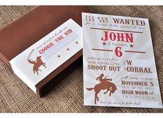 Dixie Delights: A Rootin Tootin Cowboy Party