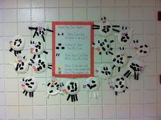Back to school- Cow Glyph- Kindergarten