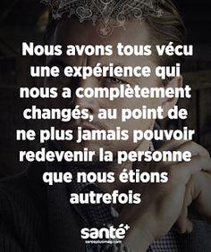 A Fleur de Mots: expérience Sad Quotes, Love Quotes, Inspirational Quotes, Deep Quotes, French Quotes, Historical Quotes, Bad Mood, Positive Attitude, Quotations
