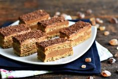 Prajitura Durere Cream Cake, Tiramisu, Banana Bread, Caramel, French Toast, Yummy Food, Yummy Recipes, Sweets, Breakfast