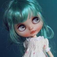 #hatsunemiku #blythe #customblythe #doll #k07 #k07doll