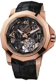 Corum Watches - Admiral's Cup 45 Minute Repeater Tourbillon Red Gold - Style No: 010.101.55/0001 AO12