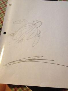 Jackson's Art, 8 Year Olds, Turtle, Turtles, Tortoise