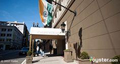 Entrance at the Campton Place Taj Hotel