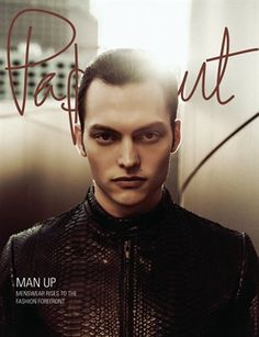 Papercut Magazine: Man Up, $28.20 from MagCloud