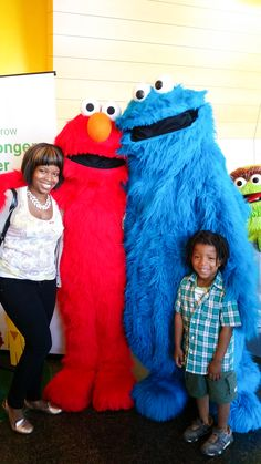 Code The Road: Celebrating 10 Years of Google Maps at Sesame Workshop | The Mama Maven Blog