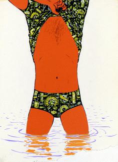 René Gruau - Livre 'Portraits of Men' - Editions Assouline