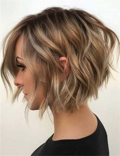 38 Trendy Inverted Short Bob Haircuts - Short Bob Cuts