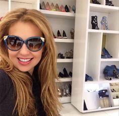 Thalia Documents Paris Vacation via Instagram: Watch the Singer Be a Tourist : Entertainment : Latin Post
