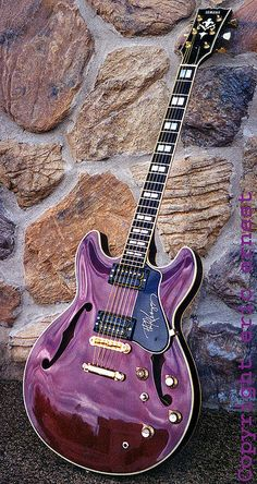 1980 Yamaha SA2000 guitar owned by Phil Keaggy post Gass Harp. Guitar Collection. by eric_ernest, via Flickr