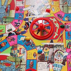 since1970s popy made in Japan mazinger-z big size board game. /1970년대 일본 포피사에서 발매된 마징가제트 초대형 보드게임 마징가완성 게임. #1970s#madeinJapan#popy#vintage#boardgame#game#mazinger  #マジンガー #ポピー#超合金  #mazingerz #goldorak#jumbomachinder  #figure  #toy #shogunwarriors #collection #포피#마징가 #초대형#보드게임#그랜다이져 #고전 #빈티지 #그레이트마징가 #수집 #피규어 #초합금