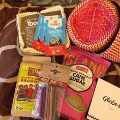 """GlobeIn Artisan Box """"Bake"""" ~ May 2015   Sample Box Reviews"""