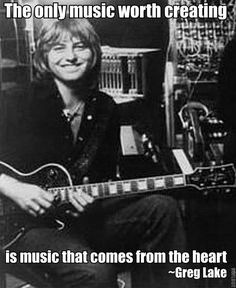 One bourbon, one scotch, one beer: Photo Music Pics, Music Images, Music Stuff, Lake Quotes, Psychedelic Bands, Rock And Roll History, Greg Lake, Emerson Lake & Palmer, Band Pictures