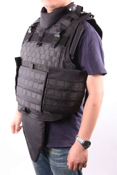 bulletproof vest level iv 648-6