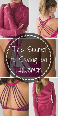 Lululemon Sale Happening Now! Take advantage of discounts up to 70% on all your favorite Lululemon gear. Stock up on the Free To Be Wild sports bra, Wunder Under Crop, Yogi Everyday Long Sleeve, and much much more at prices you won't believe. Click to download the FREE app now and power up your gym flow.
