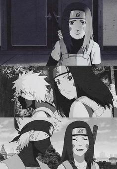 Rin...another one straight to the feels...poor kakashi...