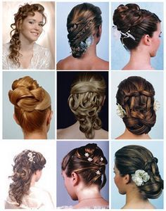 Peinados para prom