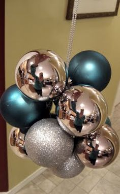 Starter home to Dream home: The Possibilities of Ornament Balls