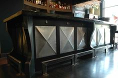 metal bar front - Google Search