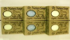 By Nature Soap Featured at Berry Towne Crafts