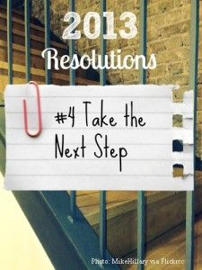This week's resolution made easier is taking the next step. From moving out on your own, to buying a home, these tips will guide you in the process: http://movinginsider.com/2013/01/23/resolutions-made-easy-take-the-next-step/#