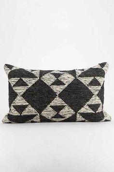 Textured Diamond Pillow - Urban Outfitters