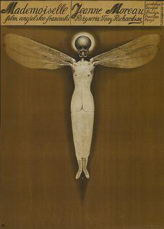 1970 poster (Tony Richardson, UK/France, 1966)