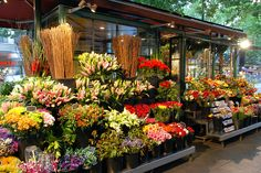 My favourite Flower Shop in Melbourne CBD