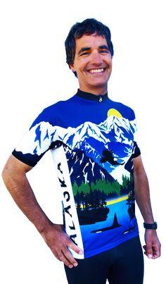 Women S California Bike Jersey Women S Free Spirit Cycling