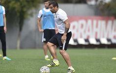 Vecchio é elogiado, mas Jean Mota pode voltar contra o Atlético-PR