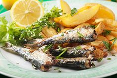From your survival pantry - Canned Sardine Recipes - the Queen of England eats sardine sandwiches, and is ever so healthy!