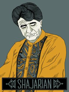 shajarian, persian classical master