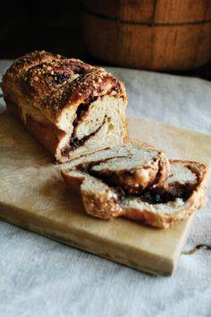 dough rolls chocolate babka spelt flour challah dough rolls chocolate ...