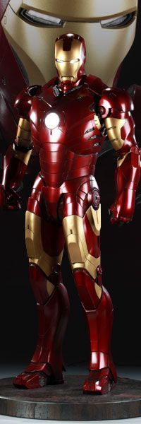 Sideshow Collectibles - Iron Man Mark III Legendary Scale(TM) Figure Spare euro for this.no problem :) Iron Man, Superhero Poster, Sideshow Collectibles, Cultura Pop, Graphic Design Projects, Gentle Giant, Hot, Action Figures, Avengers