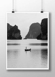 Plakat / Poster – Wietnam_Ha Long_2