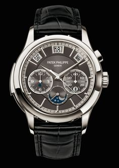 Patek Philippe Triple Data