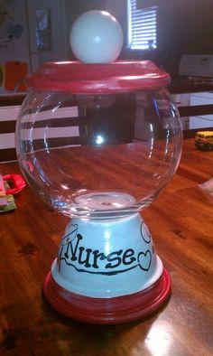 Nurse jar