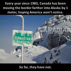 Canadian Memes, In A Nutshell, What Is Like, Alaska, Canada, America, Humor, How To Make, Travel