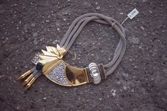 Vintage Luigi Briglia necklace - Etsy