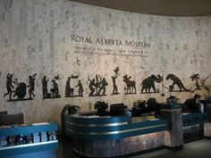 """""""Royal Alberta Museum"""" in Edmonton, AB: One of Canada's most popular."""
