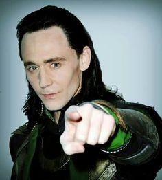 Loki wants you!