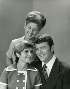 Florence Henderson, Robert Reed and Ann B. Davis at event of The Brady Bunch (1969)