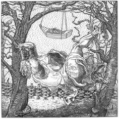 """Skull Optical Illusions by artist István Orosz. The medieval inspired optical illusions were made for a new edition of """"Ship of Fools"""" a late century book by Sebastian Brant. Image Illusion, Illusion Pictures, Illusion Art, Mc Escher, Eye Tricks, Illusion Drawings, Medieval, Skull And Bones, Op Art"""